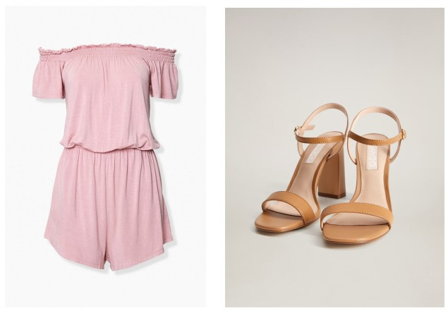 5 Adorable Rompers Perfect for This Season